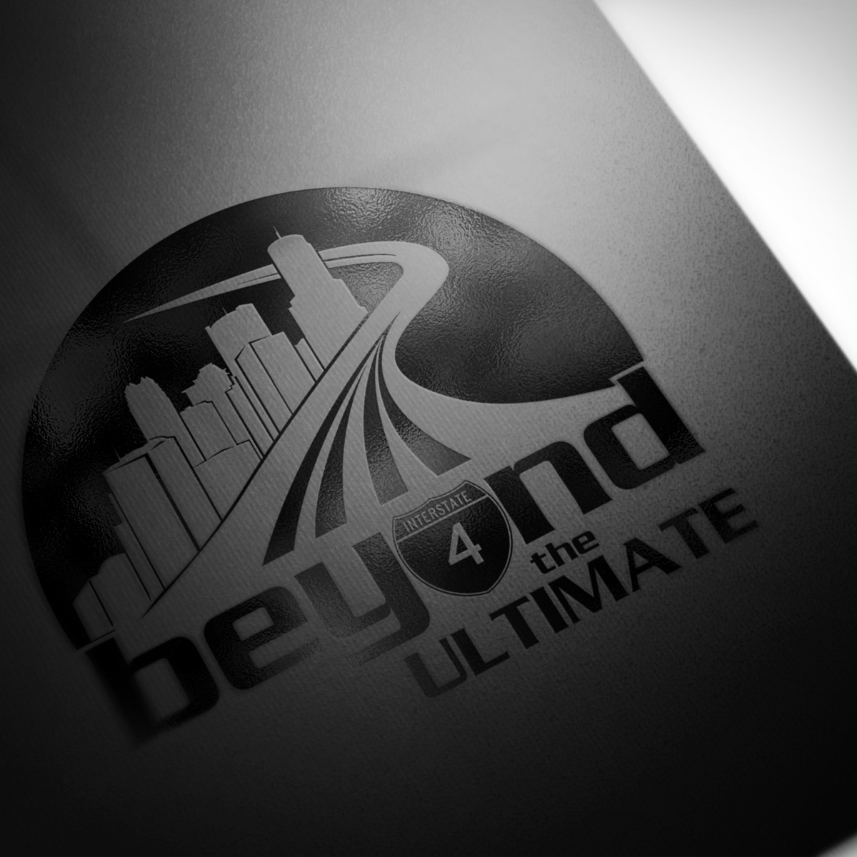 Beyond The Ultimate Logo Mockup